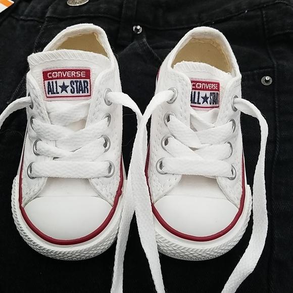 df5e5ea7a9d347 Converse Other - CONVERSE sneakers boy or girl baby Size 3